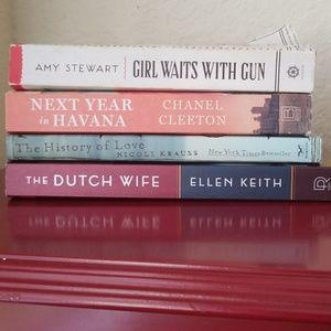 Other - Assorted novels